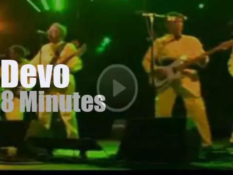Devo are at Coachella (2010)