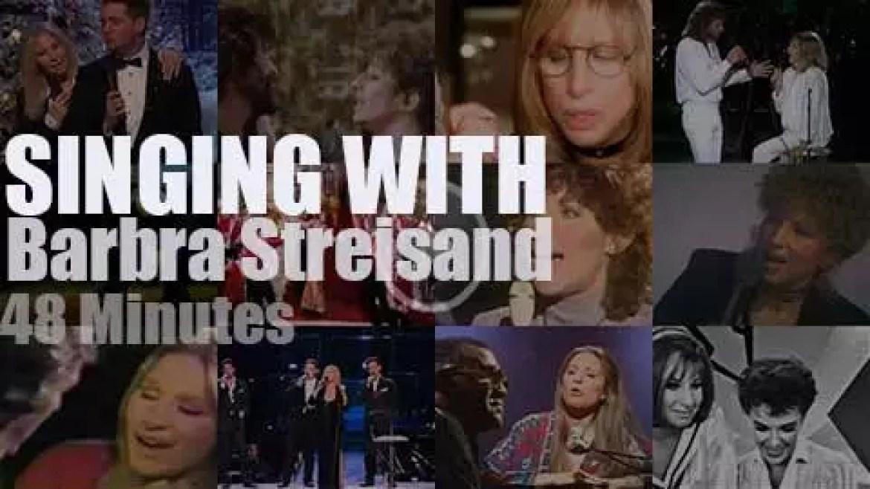 Singing With Barbra Streisand