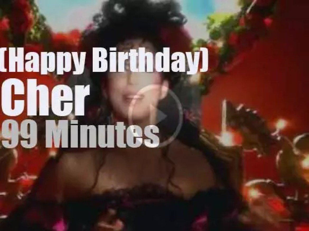 We all wish a Happy Birthday to Cher
