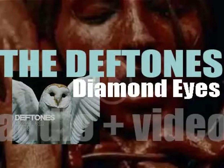 Deftones release their sixth album : 'Diamond Eyes' (2010)