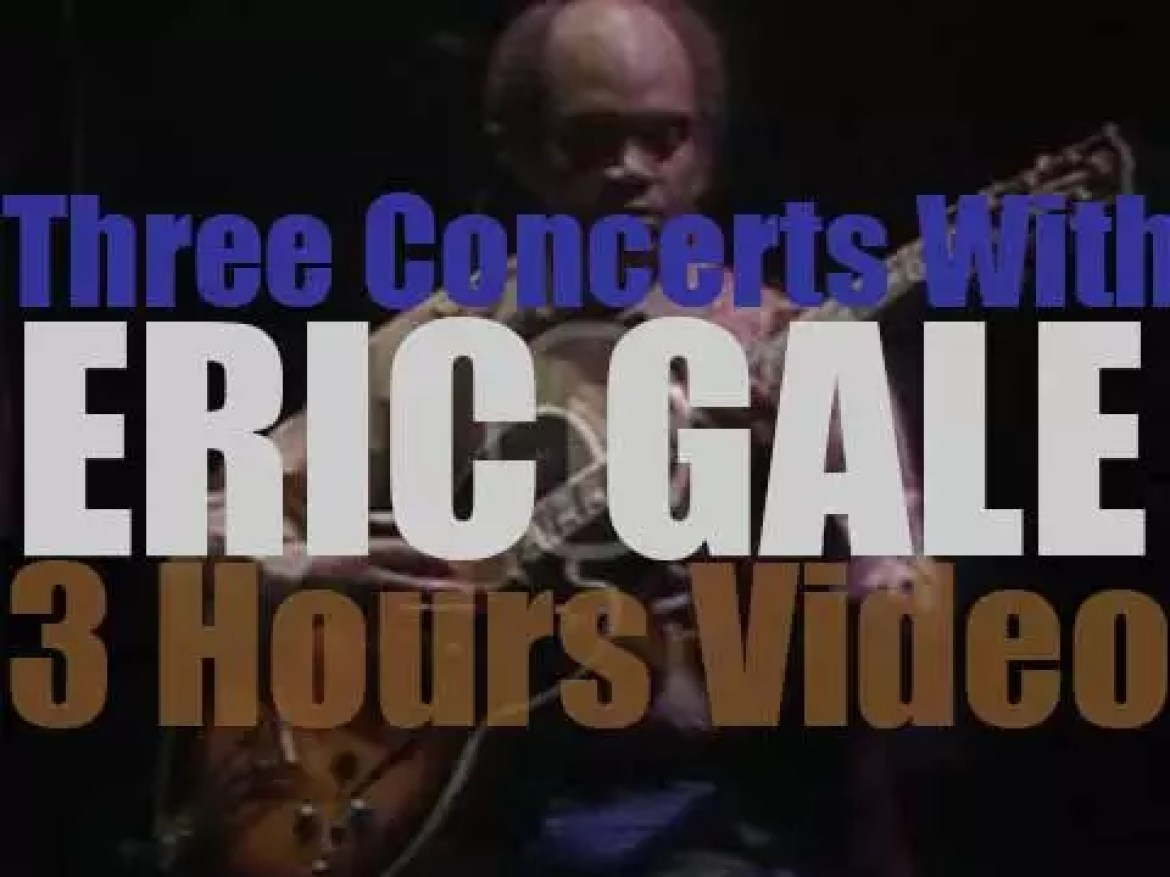 Three Concerts with Eric Gale