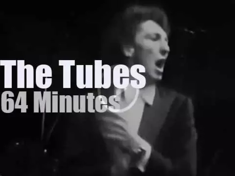 The Tubes enchant Winterland (1975)