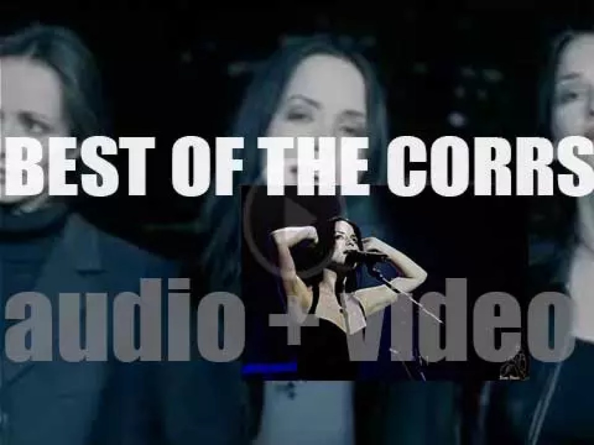 Happy Birthday to Andrea Corr. Let's have a 'The Corrs At Their Bests' post