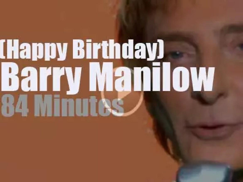 Happy Birthday Barry Manilow