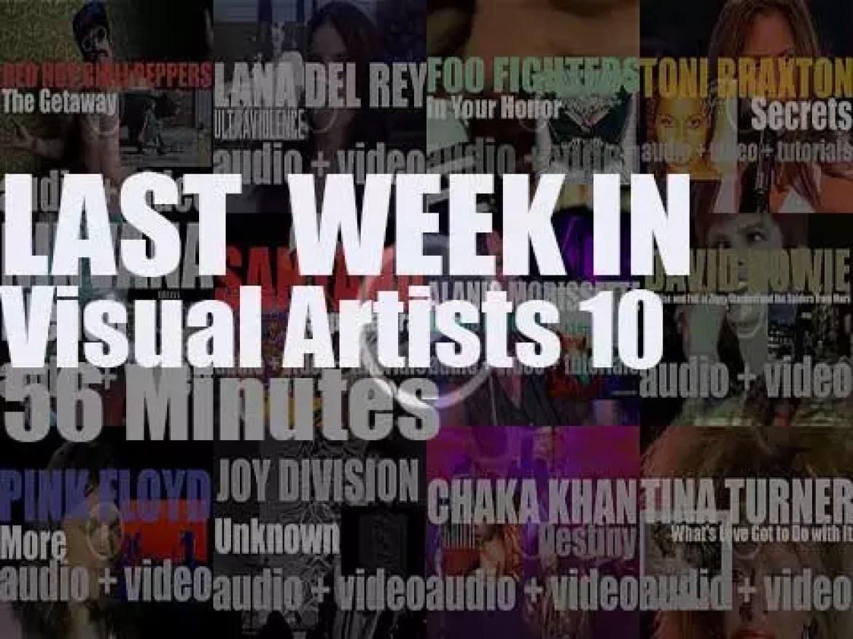 Last week In Visual Artists 10