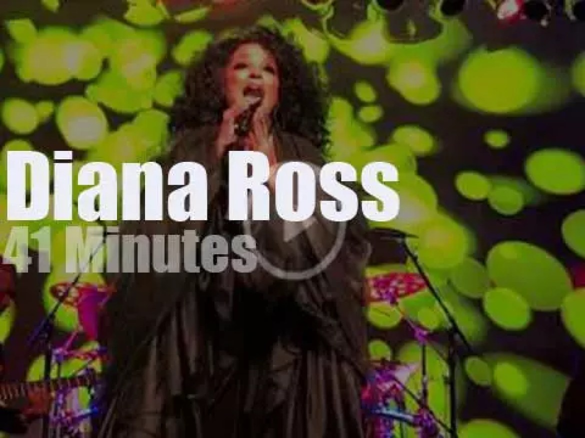 Diana Ross amazes in Cleveland (2017)