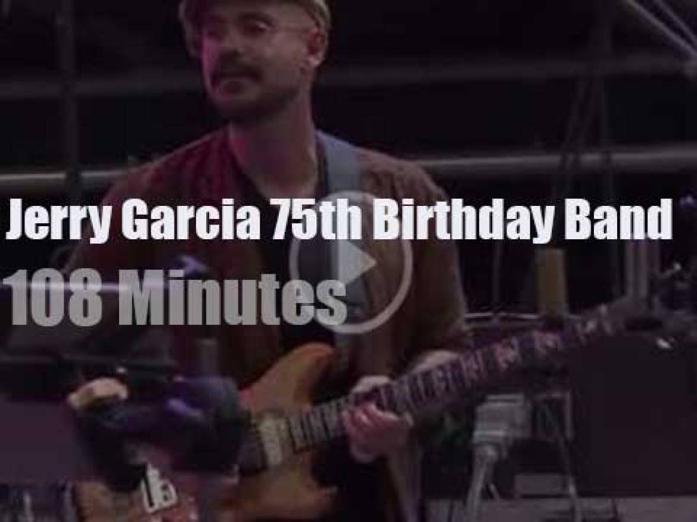 Kamasi, Bob et al celebrate Jerry Garcia (2017)