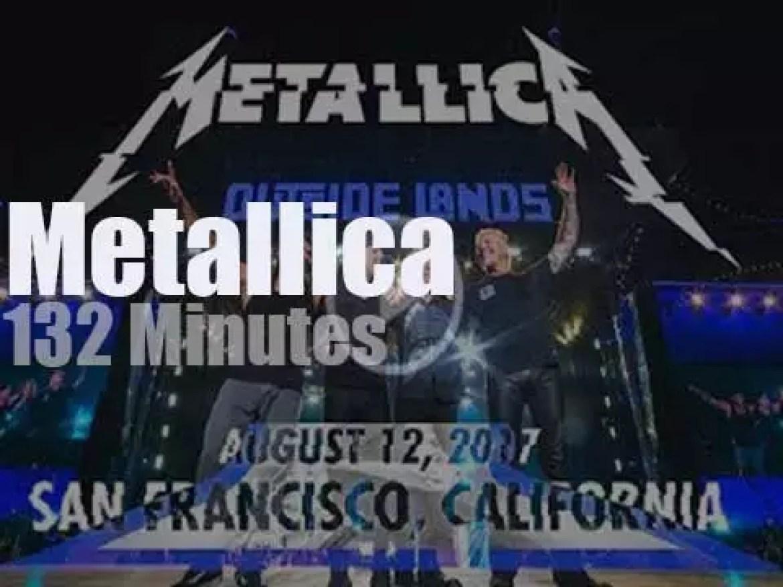 Metallica rock the Golden Park (2017)