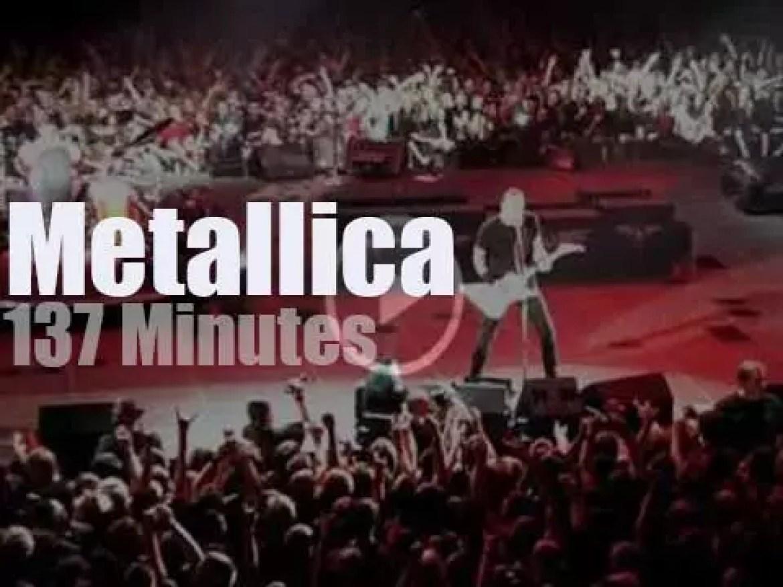 Metallica visit Copenhagen (2009)