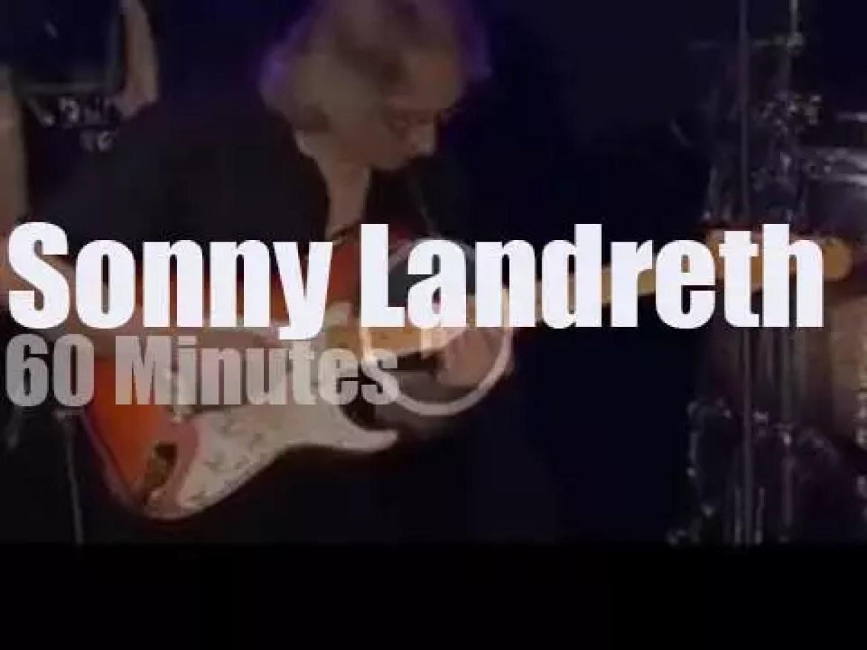 Sonny Landreth slides in Belgium (2014)