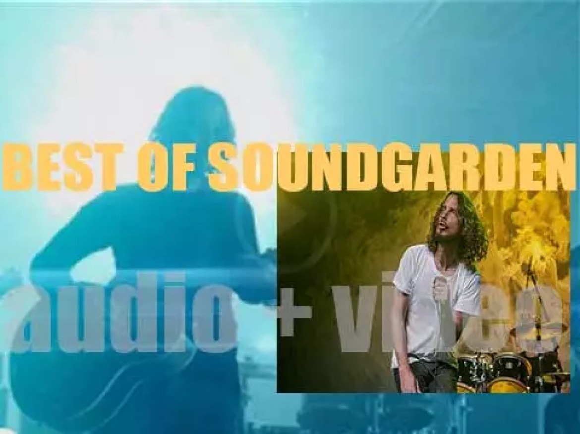 As we remember Chris Cornell on his Birthday, the day is perfect for a 'Soundgarden at their bests' post