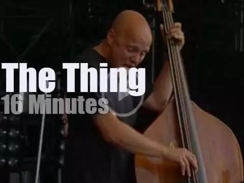 The Thing serenade Oslo (2005)