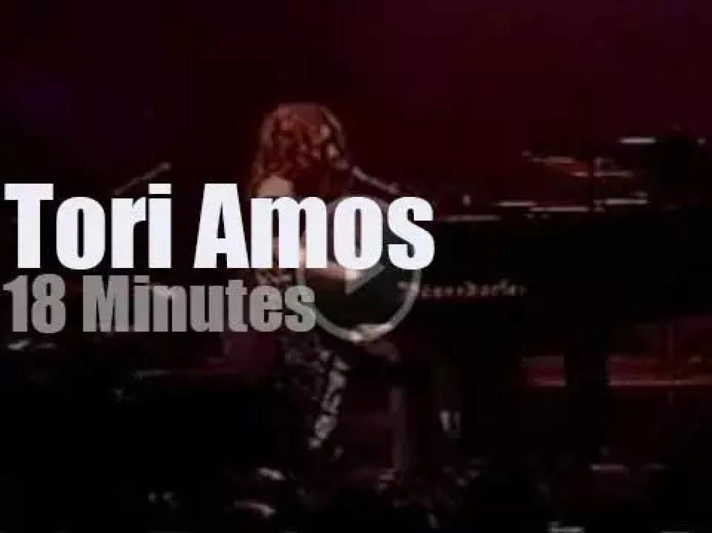 Tori Amos rocks New-York (1998)