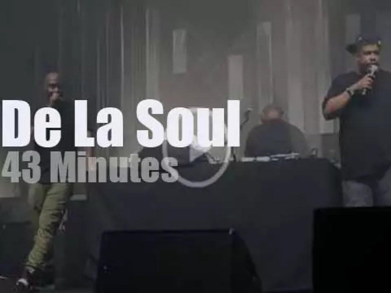 De La Soul visit Paris (2017)