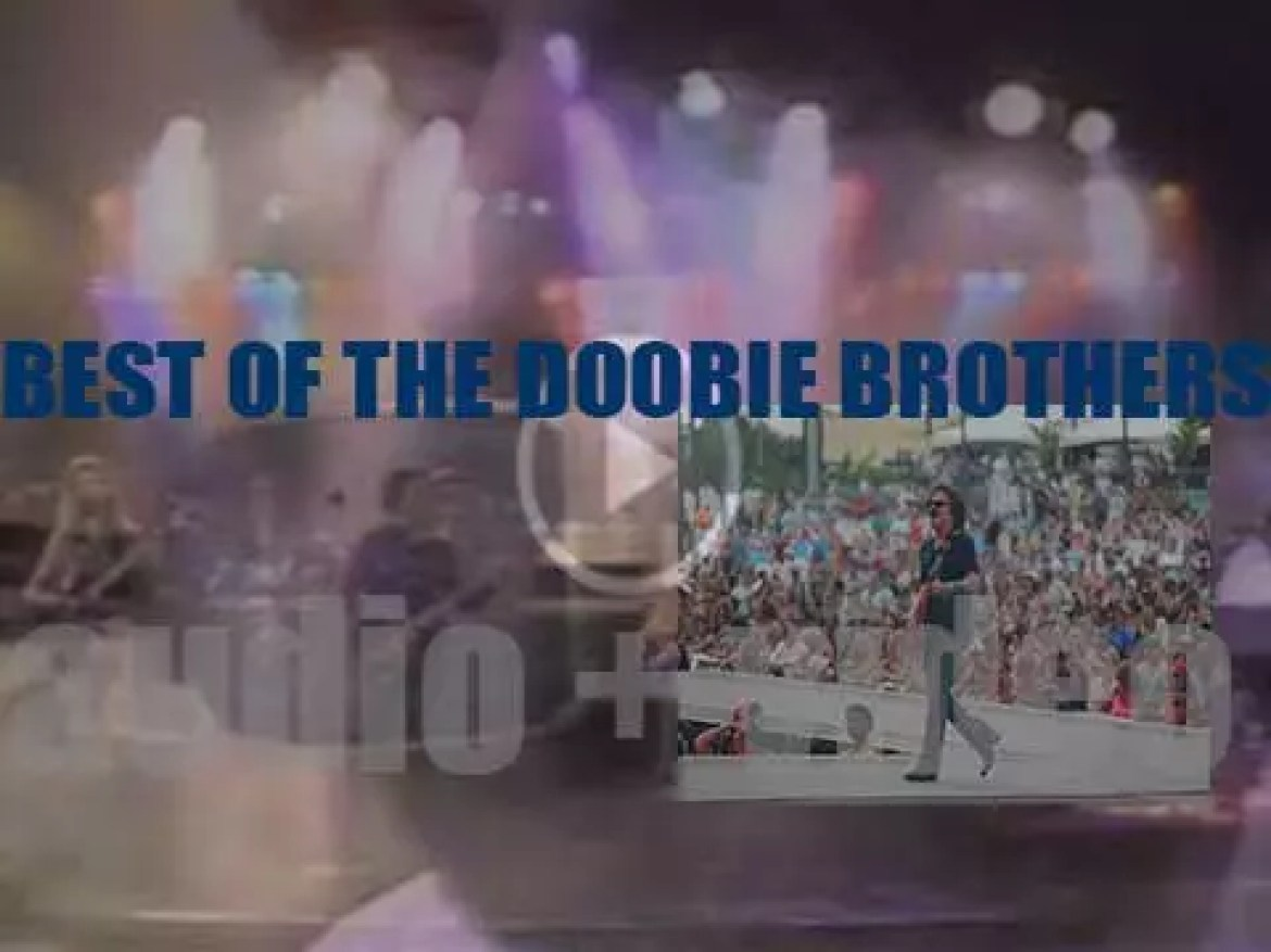 As we wish Tom Johnston a Happy Birthday, the day is perfect for a 'Doobie Brothers At Their Bests' post