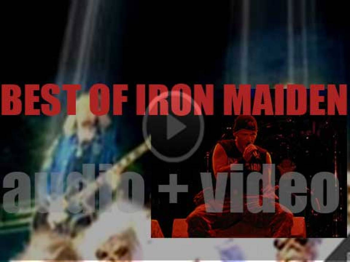 As we wish Bruce Dickinson, a Happy Birthday, the day is perfect for a 'Best Of Iron Maiden' post