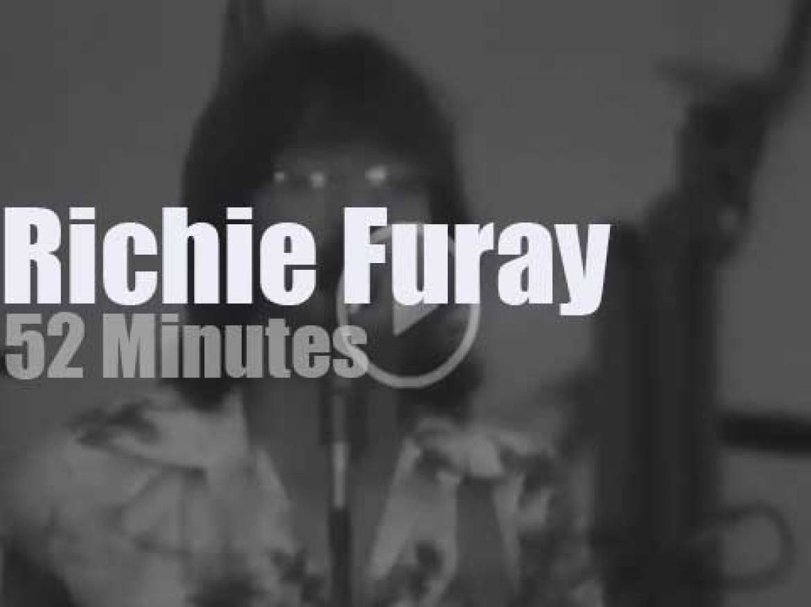 Richie Furay brings his band to New-Jersey (1976)