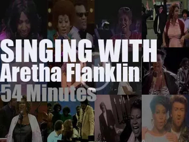 Singing With Aretha Franklin