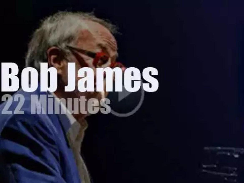 Bob James brings his Band to Tokyo Jazz (2007)