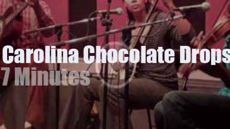 Carolina Chocolate Drops at KDHX (2009)