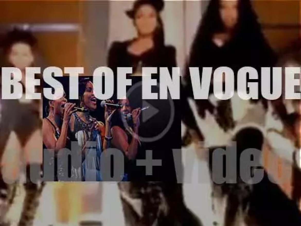 As we wish Terry Ellis of En Vogue, a Happy Birthday, the day has come for an 'En Vogue At their Bests' post
