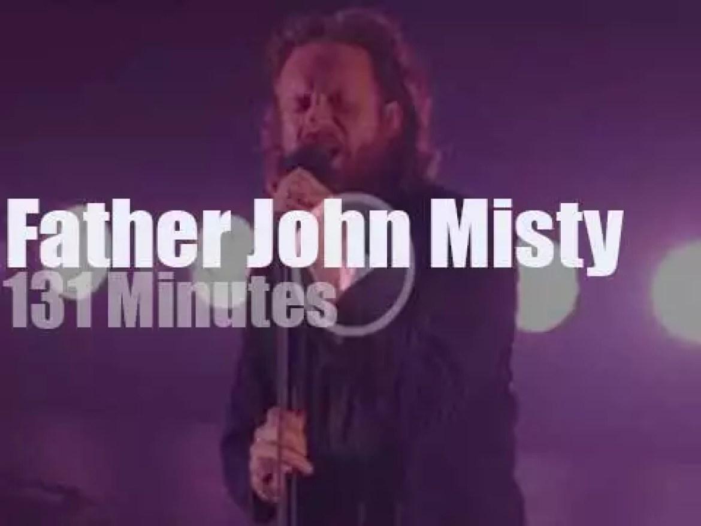 Father John Misty blesses Port Chester (2017)