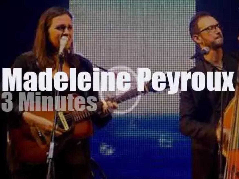 Madeleine Peyroux sings in South Korea (2013)