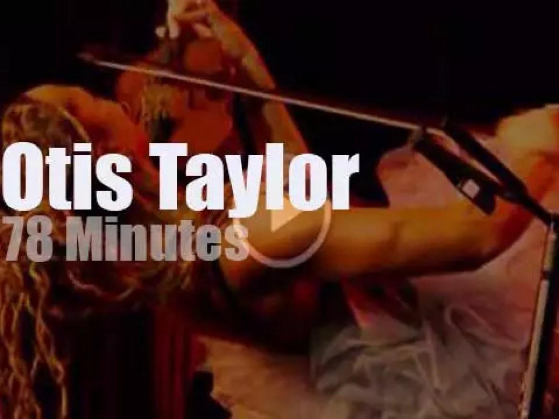Otis Taylor plays in Las Vegas (2014)