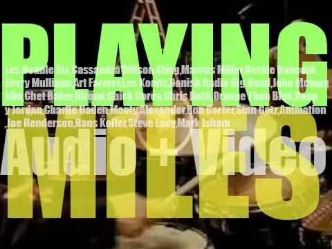 Playing Miles on RVM [Radio.Video.Music]