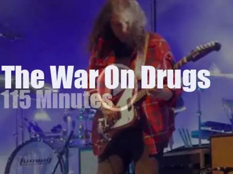 The War On Drugs  rock Central Park (2017)