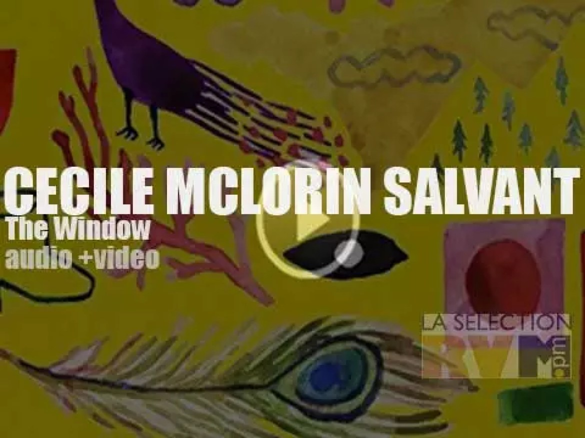 Behind 'The Window,' Cécile McLorin Salvant is the epitome of 'meticulous soul & jazz singing'