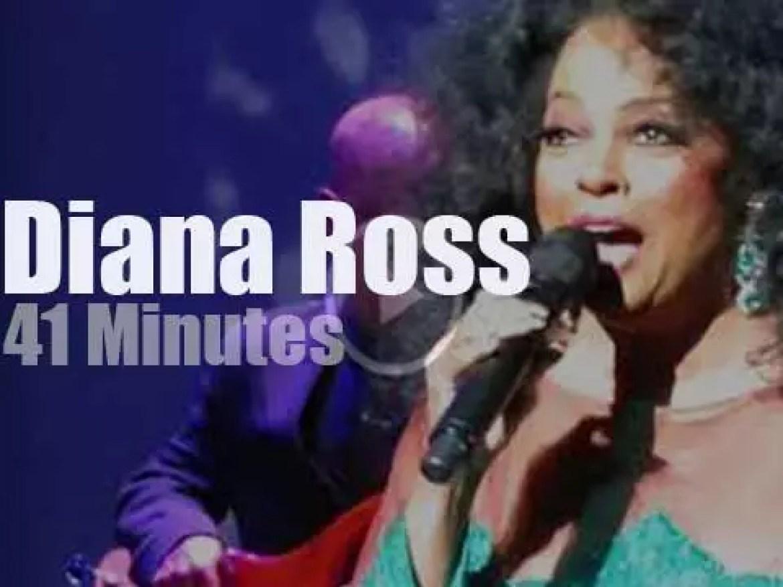Diana Ross  enchants Las Vegas (2017)