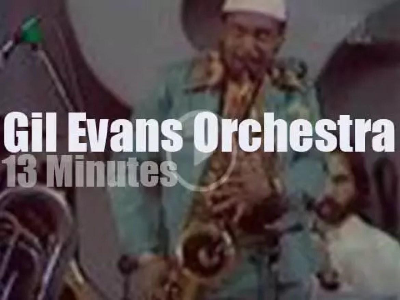 The Gil Evans Orchestra rocks Poland (1976)