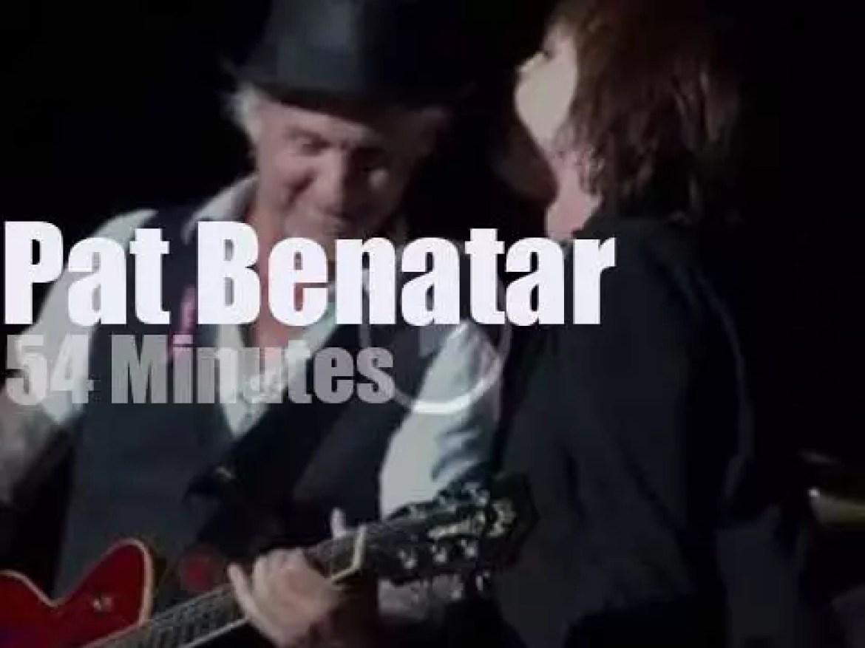 Pat Benatar rocks Florida (2013)