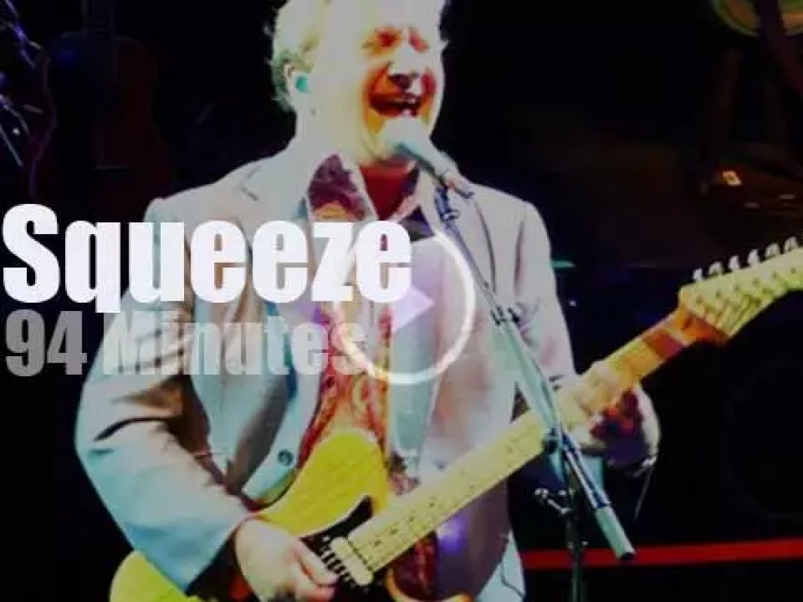 Squeeze travel to America (2016)