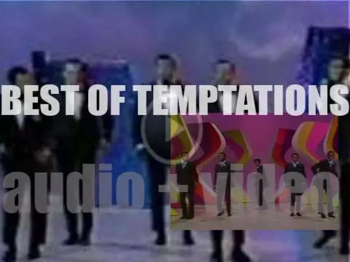 As we wish Otis Williams a Happy Birthday, the day is perfect for a 'The Temptations At Their Bests' post