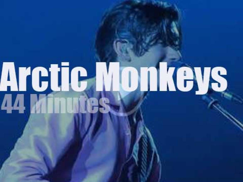 Arctic Monkeys visit Rio de Janeiro (2014)
