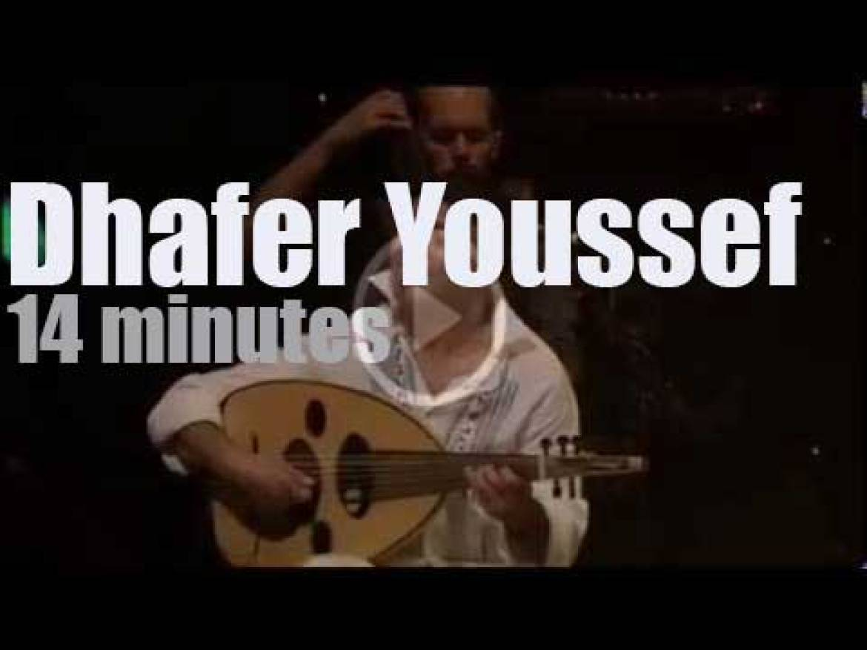 Dhafer Youssef takes his Quartet to Roma (2015)