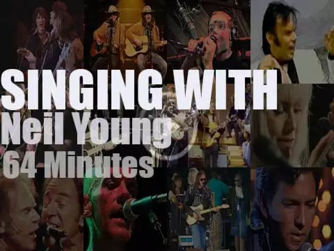 Singing With Neil Young