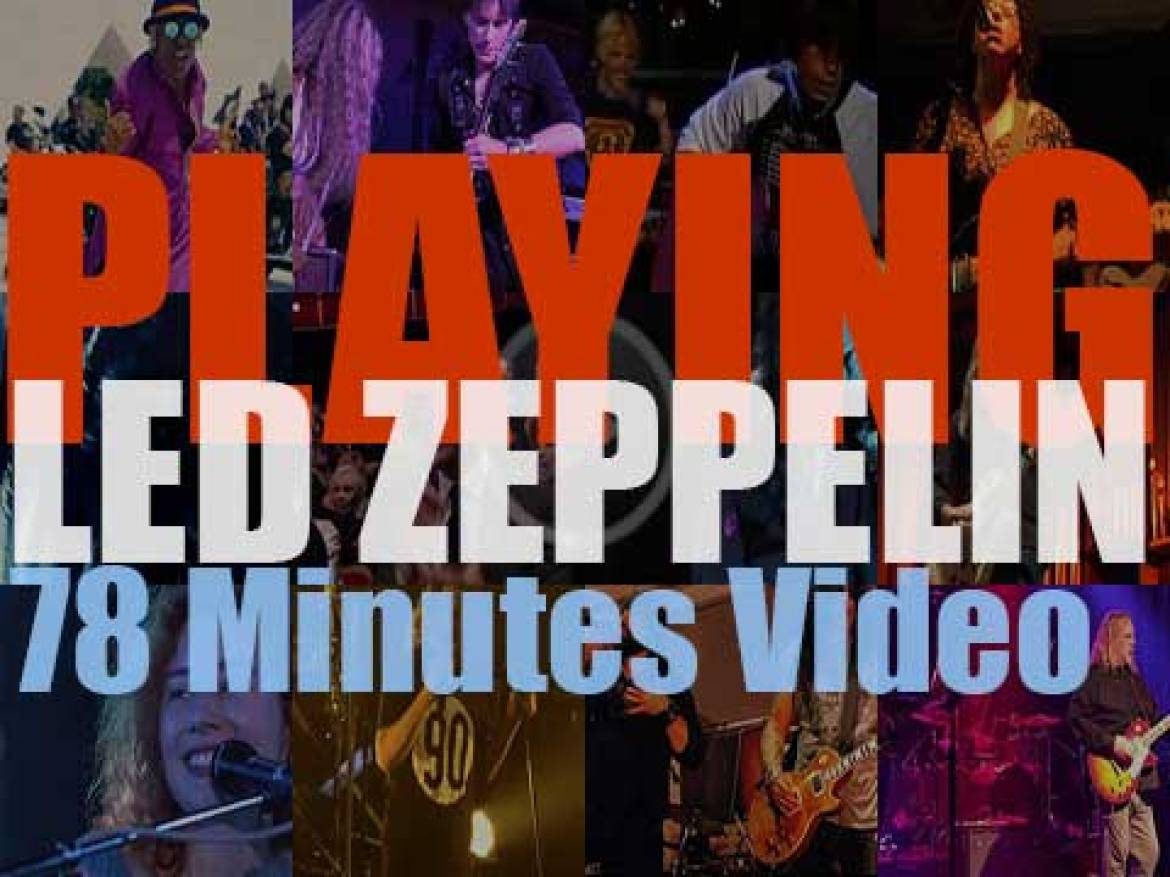 Singing (and Playing) Led Zeppelin