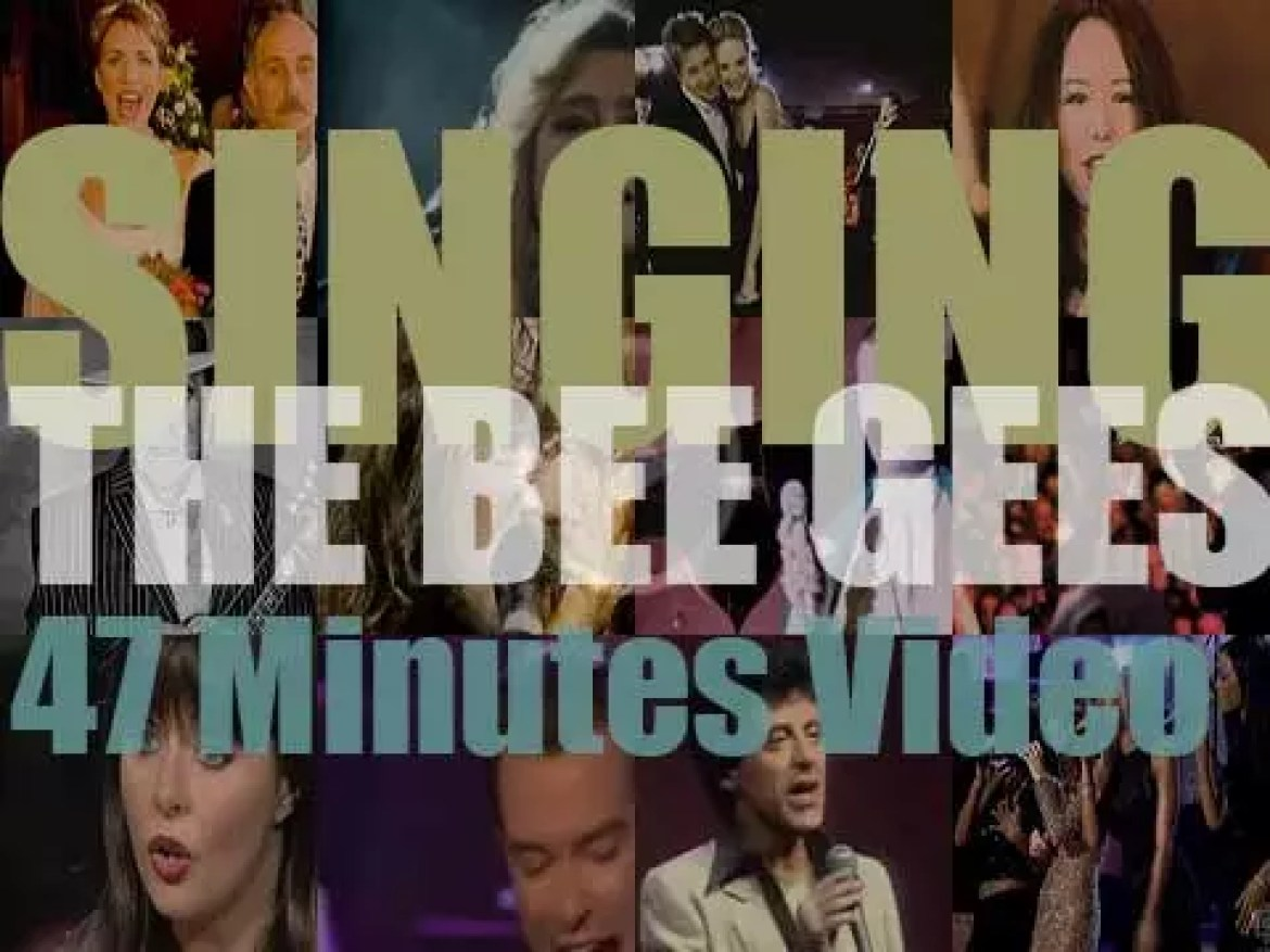 Singing The Bee Gees