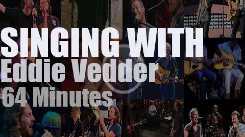 Singing With Eddie Vedder