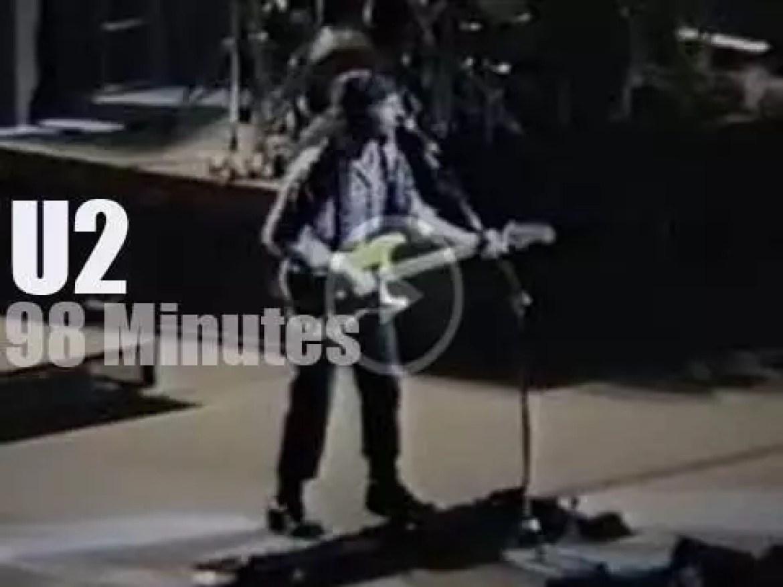 U2  come to Holland (1990)