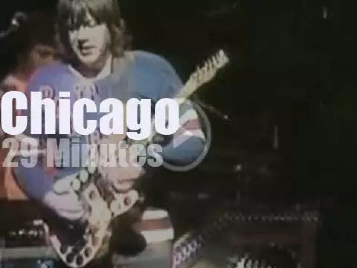 Chicago are in Amsterdam (1977)