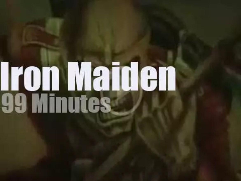 Iron Maiden enchant NYC (2004)