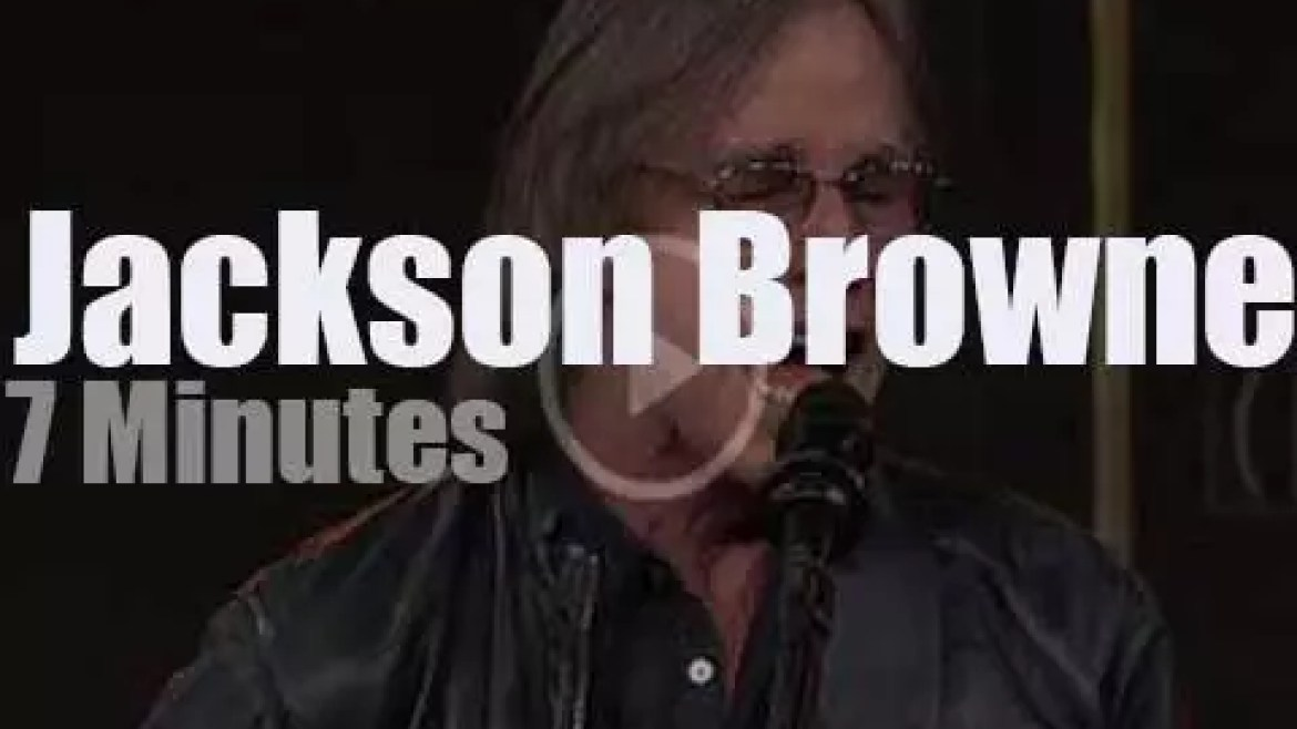 Jackson Browne reunites with The Section (2018)