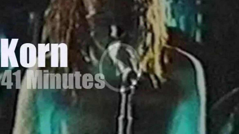 MTV tapes Korn (1997)