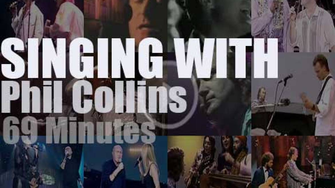 Singing (and Playing) With Phil Collins