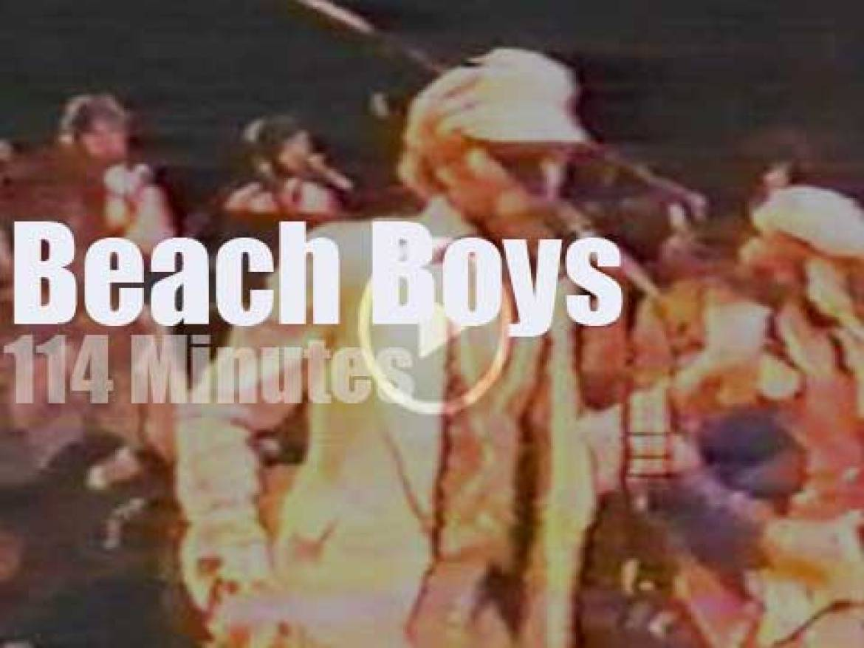 The Beach Boys visit Maryland (1977)