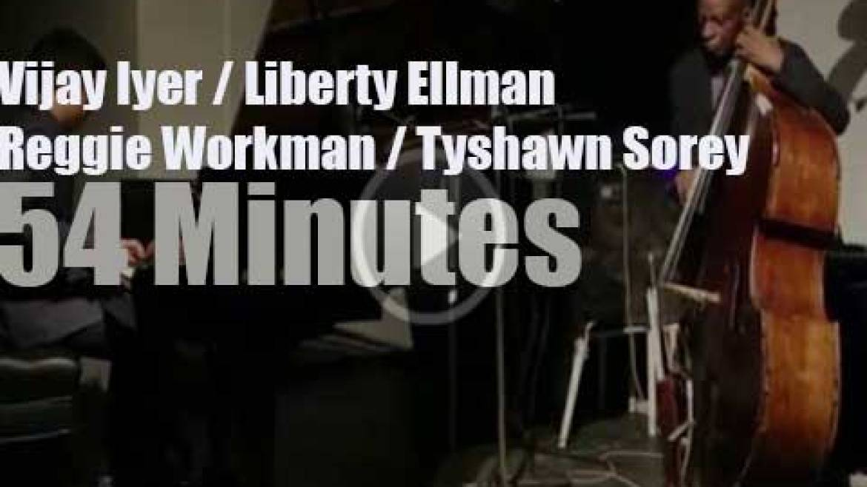 Vijay Iyer meets Liberty Ellman, Reggie Workman & Tyshawn Sorey  (2017)